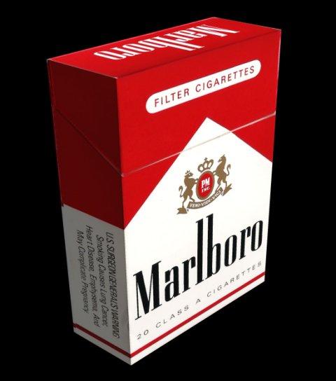 Pack Of Marlboro In Japan 92